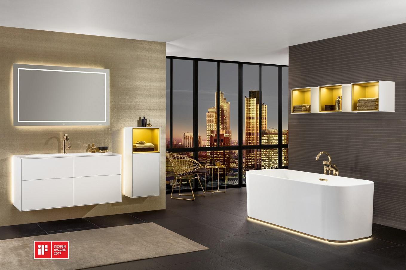 Innowacja Design I Styl łazienki Premium Od Villeroy