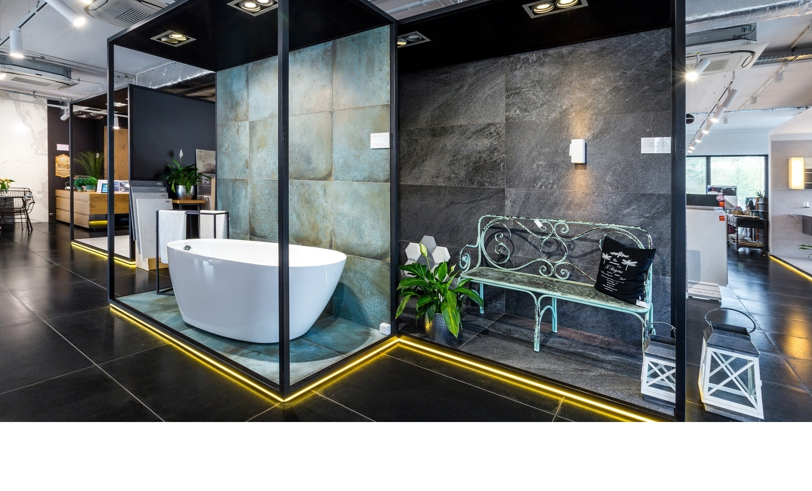 Excellent łazienki Wnętrza Realizacje